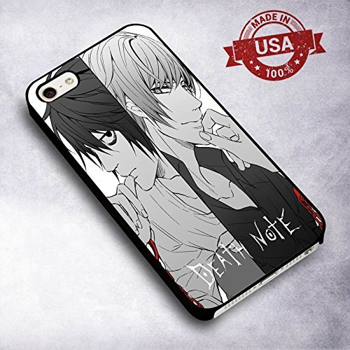Nobel Death Note L und Light Für iPhone 6 or 6s Hülle U8R8VW (Note-handy-fall Death)