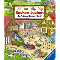 Sachen suchen: Auf dem Bauernhof - Wimmelbuch ab 2 Jahren