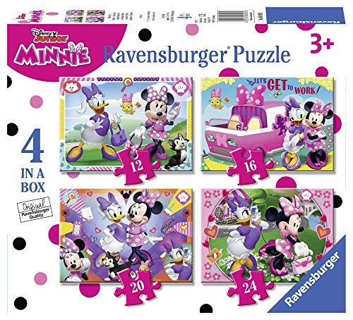Minnie Maus Happy Helfer 4in Box (12, 16, 20, 24-) Puzzle ()