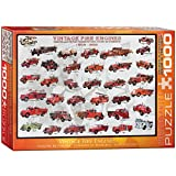 Eurographics Puzzle 1.000 Teile Feuerwehr Oldtimer 00239