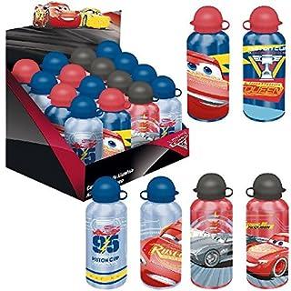 AK Sport 1355038 Disney Cars 3 Trinkflasche 500ml Sort