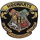 Harry Potter Casa de Hogwarts Crest Patch