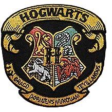 Harry Potter House of Hogwarts Crest Patch