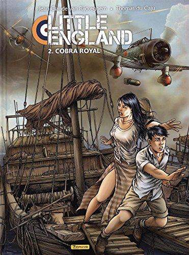Little England, Tome 2 : Cobra royal