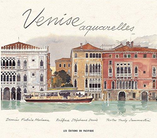 Venise Aquarelles par Tudy Sammartini