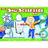 POOF-Slinky - Ideal Sno-Friends Snow Sculpting Tool Kit, 0C8328BL by Ideal