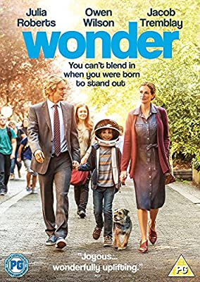 Wonder [DVD] [2017] : everything 5 pounds (or less!)