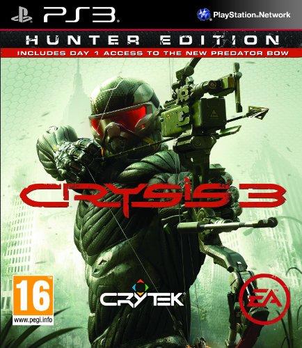 Crysis 3 - Hunter Edition (uncut) [AT PEGI] (Crysis Ps3)