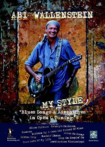 Style/ Blues Songs & Adventures in Open G-Tuning (Jazz- Blues Gitarre) ()