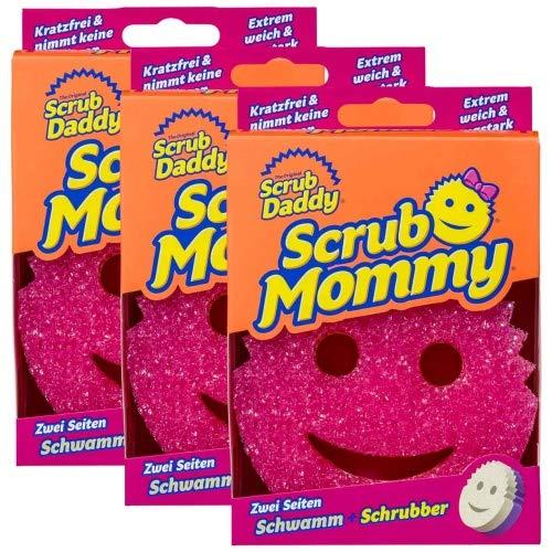 Scrub Mommy 3er | Smiley Schwamm