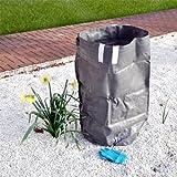 HEAVY DUTY GARDEN REFUSE BAG GARDEN OUTDOOR STRONG RUBBISH WASTE BAG 170 LITRE