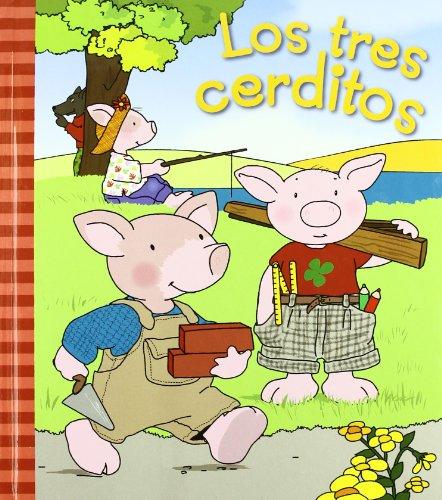 Los tres cerditos (Varios infantiles) por Marie-Helene Gregoire