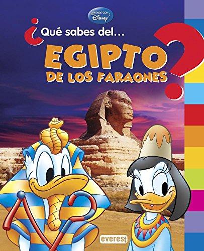 ¿Qué Sabes Del... Egipto De Los Faraones? por Walt Disney Company