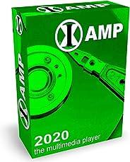 1X-AMP – Audioplayer (2020er Version) Virtuelle Stereoanlage, Virtuelle Hifianlage, Jukebox und Audio Player Windows