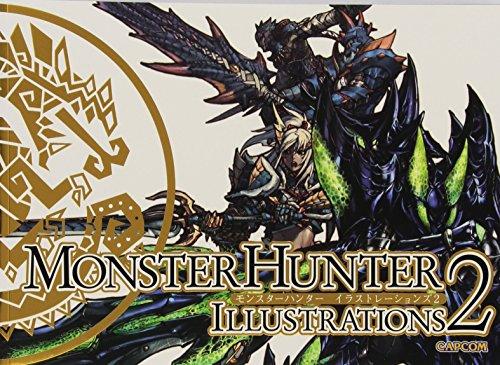 Monster Hunter Illustrations 2 by Capcom (13-Feb-2014) Paperback