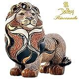 De Rosa Rinconada - Majestätisch Löwe Figuren