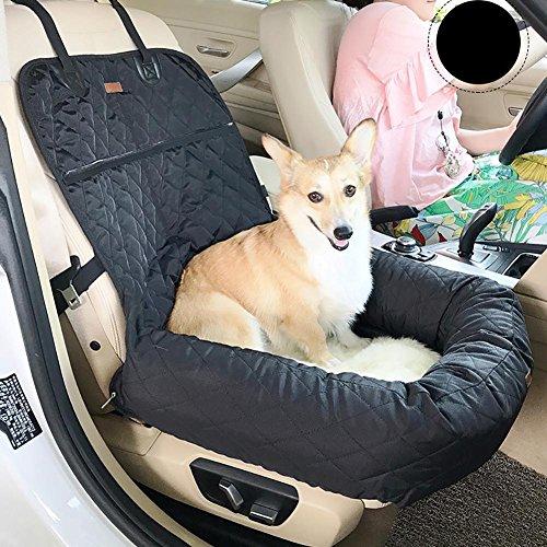 Myyxt Hundedecke Auto Sitzbezug Bett Wasserdicht Durable Nichtrutsch Reise Zubehör 900D Gucci Nylon + Waschen Baumwolle , B