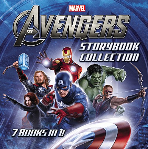 MARVEL AVENGERS STORYBOOK COLLECTION HC