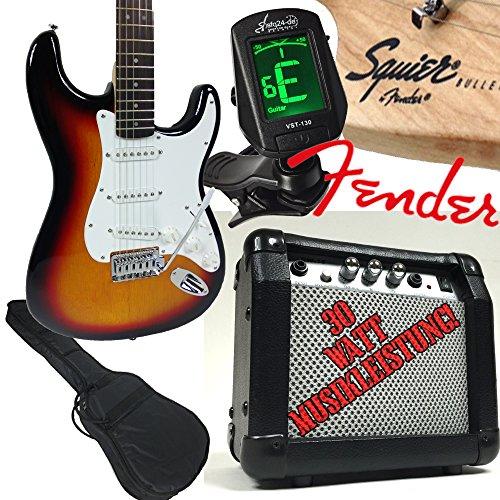 originale-fender-per-chitarra-elettrica-squier-bullet-strat-sunburst-giallo-nero-graduato-30-w-ampli