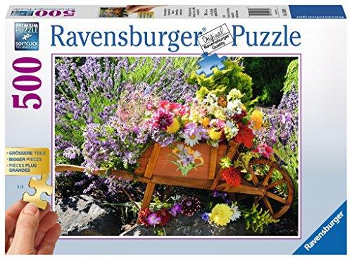 """Ravensburger 13685"""" Blumenarrangement Erwachsenenpuzzle"""