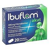 Ibuflam akut 400 mg, 20 St. Filmtabletten