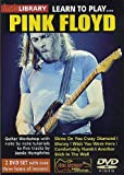 Lick Library: Learn To Play Pink Floyd. Pour Guitare