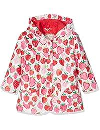 Hatley Girls Raincoat -Strawberry Sundae - Manteau - Fille