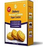 Diabexy Almond Cookies Sugar Control for Diabetes - 200g
