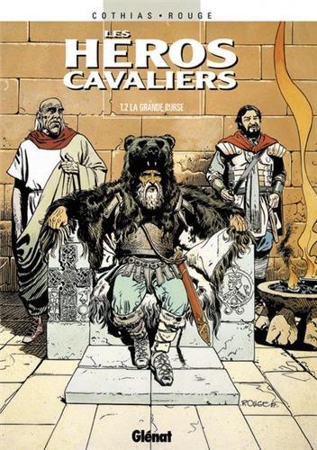 Les Héros cavaliers, tome 2 : La Grande-Ourse