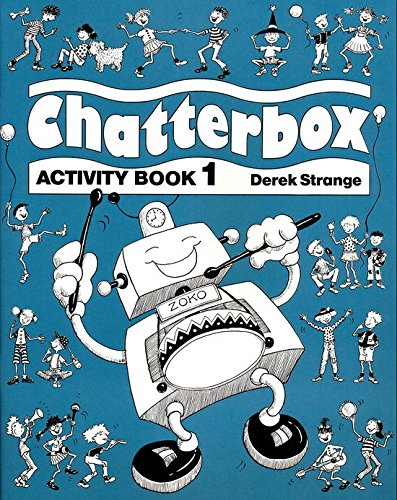 Chatterbox 1: Activity Book: Activity Book Level 1-9780194324328
