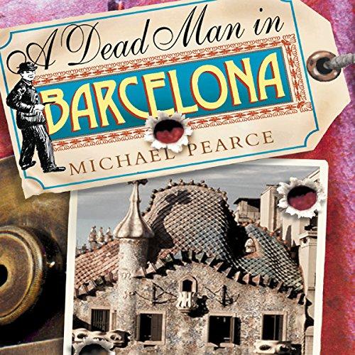 A Dead Man in Barcelona  Audiolibri