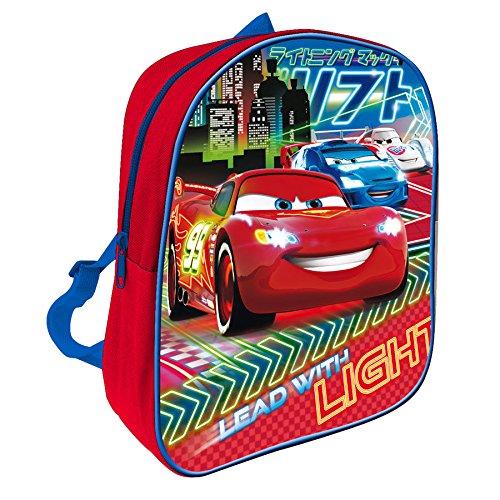 Cars Disney Kinder Rucksack 28x23cm für Jungen