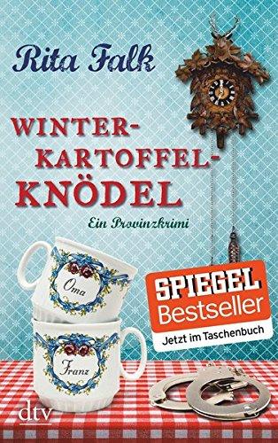 Buchcover Winterkartoffelknödel: Ein Provinzkrimi (Franz Eberhofer)