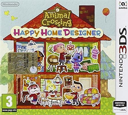 Animal Crossing: Happy Home Designer [Importación Italiana]