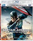Captain America - The Winter Soldier (3D...