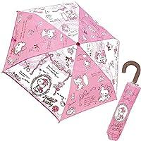Folding umbrella Hello Kitty Little Lady character cloth 53cm 90196