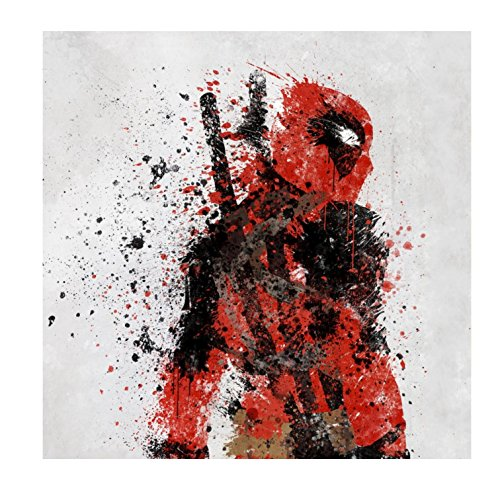 AUX Prix Canons–cuadro lienzo Canvas Marvel...
