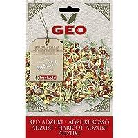 Geo Adzuki - Semillas para germinar, 12.7 x 0.7 x 20 cm, color marrón