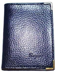Porte-Cartes - Format à la française - Bleu