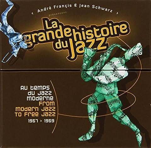Tresors Jazz - La grande histoire du Jazz - Au