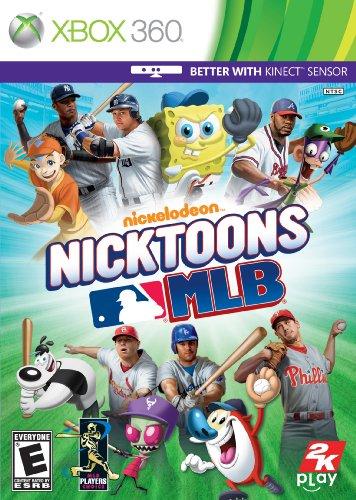 Nicktoons MLB - Xbox 360 (Für Xbox Mlb-spiele)