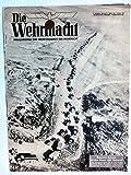 Die Wehrmacht, Nummer 21 vom 7.Oktober 1942, 6. Jahrgang,Stalingrad, Zeitschrift