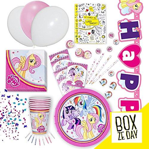 Kit anniversaires – Mon petit poney 61eFHaW8o3L
