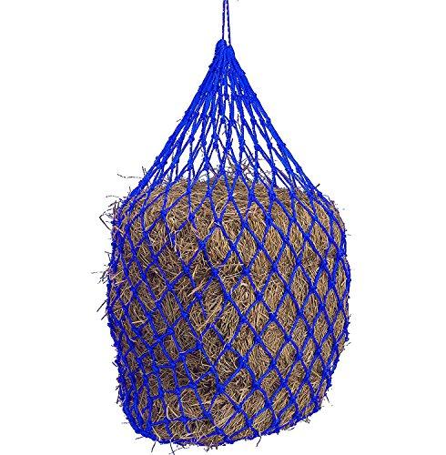 HOGAR AMO Wasserdichtes Futter Heu Netz für Pferde Tiere/Langsames Heu, Gras, Futter, Stroh, Heusack Feeder Netz für Pferde Oder Ziegen Feeder/Schwerlast und Hoch Wear Resistance (Pferd Feeder)