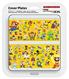 New Nintendo 3ds Deckel-Teller(Cover Plates) No.067 (Super Mario Bros) [Nintendo 3DS]