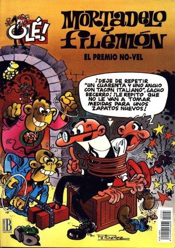 El premio No-vel por Francisco Ibáñez