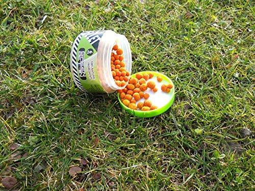 timar-mix-feeder-guru-fluo-pellet-green-betain-50g-softpellet-soft-pellets-pellet-hakenkoder-leuchte
