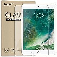 Bywin Film Verre Trempé pour iPad Mini 1 2 3 Dureté 9H, Ultra-mince 0.25 mm, 2.5D Bords Arrondis- Anti-rayure Meilleur écran Protection Protege Vitre APPLE Tempered Glass Screen Protector en de