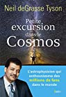 Petite excursion dans le cosmos par DeGrasse Tyson