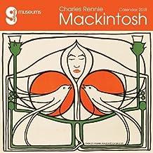 Glasgow Museums - Charles Rennie Mackintosh 2018 Calendar